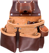 Occidental Leather 5018DB 3 Pouch ProTool™ Bag