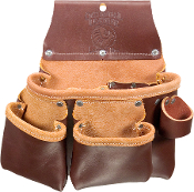 Occidental Leather 5017DB 3 Pouch ProTool™ Bag