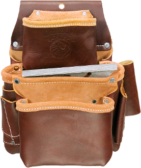Occidental Leather 5060 3 Pouch Pro Fastener™ Bag