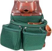 Occidental Leather 8018DB OxyLights™ 3 Pouch Tool Bag