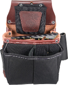 Occidental Leather 5564 Belt Worn Fastener Bag w/ DB
