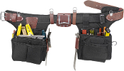 Occidental Leather 9540 - Adjust-to-Fit™ Finisher Tool Belt