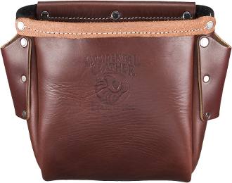 Occidental Leather 9920 Iron Worker's Leather Bolt Bag