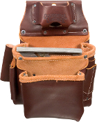 Occidental Leather 5061LH - 2 Pouch Pro Fastener Bag - Left Hand