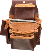 Occidental Leather 5062LH - 4 Pouch Pro Fastener Bag - Left Hand