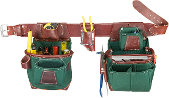Occidental Leather 8585LH - Heritage Fat Lip™ Tool Belt Set - LH