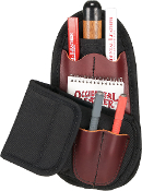 Occidental Leather 8578-Clip-On Stronghold® Essentials Gear Pckt