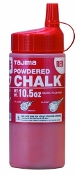 Tajima PLC2-R300 Ultra-Fine Snap-Line Chalk Red, 10.5 OZ
