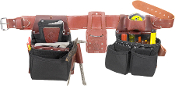 Occidental Leather B8080DB- OxyLights Framer Tool Belt Package