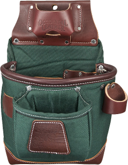 Occidental Leather 8584 - Heritage FatLip™ Tool Bag