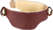 Occidental Leather 5005 Belt Liner with Sheepskin