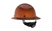 MSA 475407 Natural Tan Skullgard Hard Hat w/ Fas-Trac Suspension