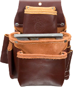 Occidental Leather 5060LH - 3 Pouch Pro Fastener Bag - Left Hand