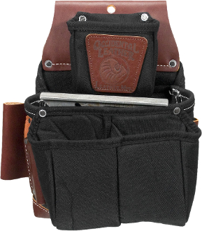 Occidental B8064LH - Oxy Lights™ Fastener Bag w/Dbl Outer Bag-LH