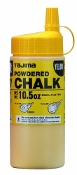 Tajima PLC2-Y300 Ultra-Fine Snap-Line Chalk Yellow 10.5 Oz
