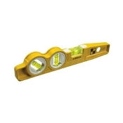 Stabila 25245 Magnetic Torpedo Level with 45 Degree Vial